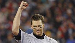Brady útočí na rekord v NFL. Myslím pouze na výhru, říká před rozhodující bitvou