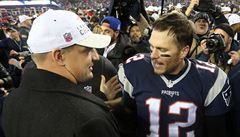 VIDEO: Patriots mají rekordní devátou účast v SuperBowlu, Brady předčil 'Big Bena'
