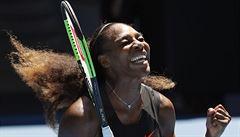 Serena Williamsová je ve 20. týdnu těhotenství. S tenisem ale končit nehodlá
