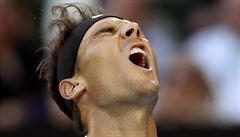 Velké finále je tu. Nadal po pěti hodinách udolal Dimitrova a zahraje si s Federerem