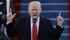 Co řekl Trump a jaká je skutečnost? Projev byl plný nesmyslů, píše americký list