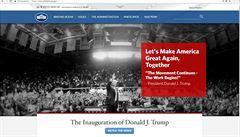 Co se stalo s webem Bílého domu? Zmizely odkazy na gaye i pomoc neslyšícím