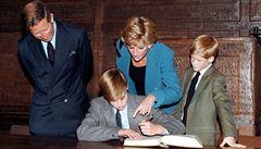 Princezna Diana bude mít sochu. Synové William a Harry tak uctí výročí její smrti