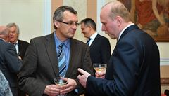 Ministerstvo vnitra tají informace o svém dlouholetém úředníkovi Kauckém
