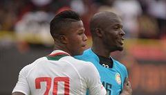 Senzace. Madagaskar hned na prvním mistrovství Afriky postoupil z 1. místa. Porazil i Nigérii