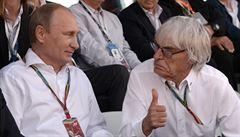 Míří formule 1 ke zkáze? Nechci ležet na smrtelné posteli s tím, že to jde s F1 z kopce, říká Ecclestone