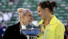 Šafářová si v Melbourne spravila náladu. Získala titul ve čtyřhře