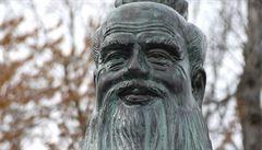 Čínští kuchaři vzdávají hold velkému gurmánu Konfuciovi