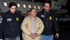 Soud s drogovým baronem Prckem v New Yorku vyvolal masivní bezpečnostní opatření