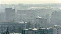 Česko zahalil smog. Brno rozhodlo, že MHD zdarma jezdit nebude