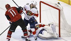 Kindl asistoval, Florida ale v NHL počtvrté v řadě prohrála