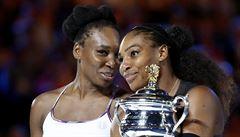 Serena: Bez Venus by žádné sestry Williamsovy nebyly. Bez ní bych tituly neměla