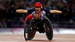 Obrat paralympijské legendy. I přes šikanu a frustraci z postižení chce do Tokia