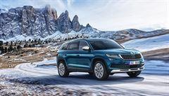 Investice přes dvě miliardy. Škoda auto zahajuje v Rusku výrobu SUV Kodiaq