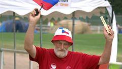 Pivo je nejlepší 'ionťák', říká 62letý Čech, který chce ujít tisíc kilometrů