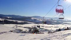 Itálie v Jeseníkách. Kunčice nabízí útulný areál i snowparkové překážky