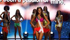 Nová Miss Universe pochází z Francie. Češka se do top třicítky nedostala