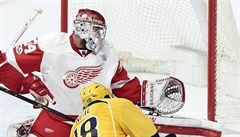 NHL: Mrázek si připsal 41 zákroků, pak zneškodnil 7 nájezdů