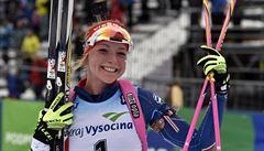 Čeští biatlonové naděje září: titul z ME slaví po Davidové také Žemlička
