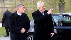 Auditem by měly projít příjmy i jiných politiků než Babiše, tvrdí Zeman