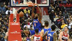 Washington doma dál vítězí, Satoranský mu pomohl zdolat Knicks
