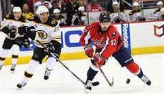 NHL: Pastrňák přihrál na tři góly, Boston ale stejně prohrál