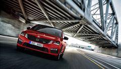 Přichází nejsilnější Škoda Octavia. Bude mít 245 koní a sedmistupňový automat
