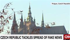 Český boj proti ruské propagandě a fake news zaujal i CNN a BBC