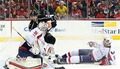 Washington zvýšil náskok v čele NHL, Montreal doma prohrál 0:1