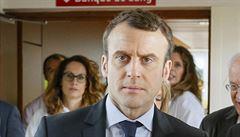 MACHÁČEK: Evropan Macron. Co to přesně znamená