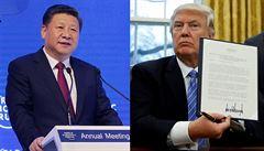 'Zábava korupčníků.' Golf s Trumpem by prezidenta Číny doma společensky znemožnil