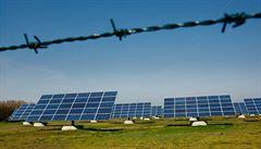 Čínský fond koupil druhou největší solární firmu v Česku