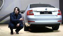 Designérský přestup roku: Muž, který změnil tvář škodovek, odchází do BMW