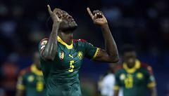 Slávista Ngedau skóroval v semifinále mistrovství Afriky. Kamerun je ve finále