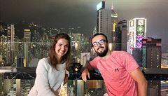 Když si dáte v Hongkongu syrovou zeleninu, lidé se na vás divně dívají, říkají Češi