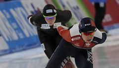 Sáblíková završila světový šampionát šestým místem na patnáctistovce