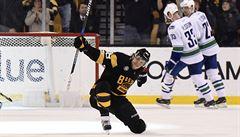 Pastrňák si drží střeleckou formu a má 100. bod v NHL, Jágr už je na čísle 1899