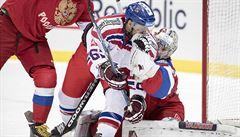 Češi padli v boji o triumf na Švédských hrách s Rusy. Ti vyhráli Euro Hockey Tour