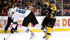 Pastrňák je v top dvacítce kanonýrů NHL. Bostonu dopomohl k vítězství dvěma góly