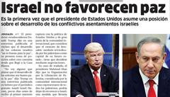 Dominikánské noviny vydaly článek, ve kterém se místo Trumpa objevil herec Baldwin