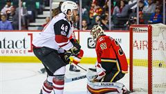 NHL: Hanzal opět skóroval a pomohl Arizoně k výhře v Calgary