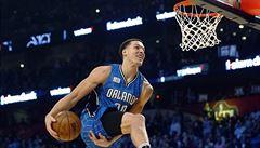 NBA: Nejlepším smečařem je Robinson, trojkám vládl Gordon