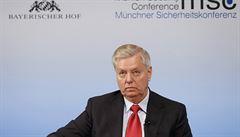 Senátor Graham vyzval k slyšení Senátu, diskutovat chce o Trumpově rozhodnutí stáhnout vojáky ze Sýrie
