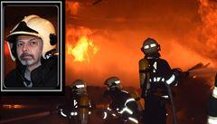 Po jeho smrti houkaly sirény. Zeman teď pro hasiče chystá medaili za hrdinství