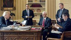 Trumpovo odcházení. Současný Bílý dům drží rekord v počtu výpovědí, tři čtvrtiny lidí už odešly