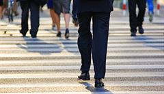 Choďte rychleji. Svižná chůze zpomaluje stárnutí