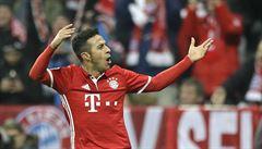 Stále stejná písnička. Arsenal je po prohře 1:5 s Bayernem blízko konci v Lize mistrů