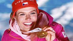 Koukalová si na medailových odměnách vydělala na MS 1,4 milionu korun