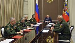 Rusko má nové střely. Porušilo tak údajně dohodu o zákazu jejich rozmisťování