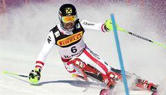 Závěr sjezdařského MS patřil Hirscherovi, Rakušan ovládl i slalom